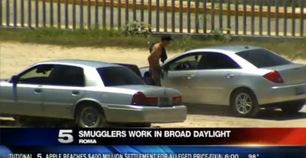 Traffickers appear to be accepting payments to smuggle humans into the U.S. / Credit: KRGV.com