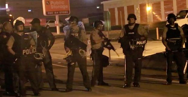 Missouri Governor Imposes Curfew in Ferguson