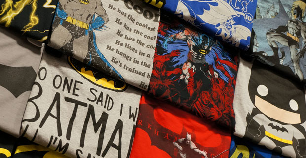 Feminists Claim Superhero T-Shirts Are Sexist