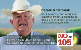 Monsanto, Big Food Bombards Colorado with Anti-GMO Labeling Ads