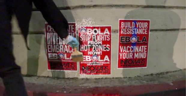 Anti-Obama Art Warns of Obola's Medical Tyranny