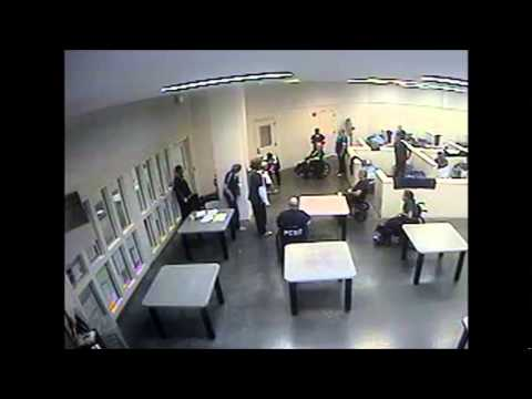 Deputy who used excessive force on wheel-chair bound inmate fired