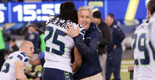 Seahawks Coach Admired by '9/11 Truth' Movement