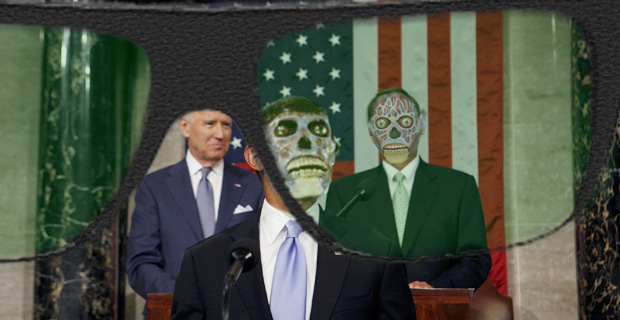 Barack Obama to be Exposed Live During State of the Union