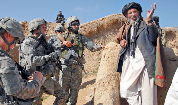 Afghan Villagers: US-Trained Militias Far More Terrifying than Taliban