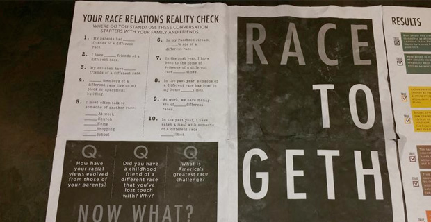 Starbucks Survey: How Racist Are You?