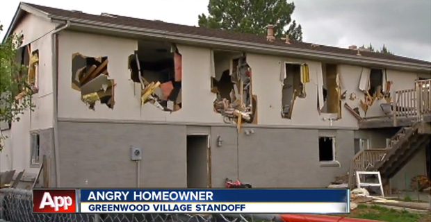 'Osama's house looks better than mine': Homeowner Pissed After SWAT Team Destroys Home