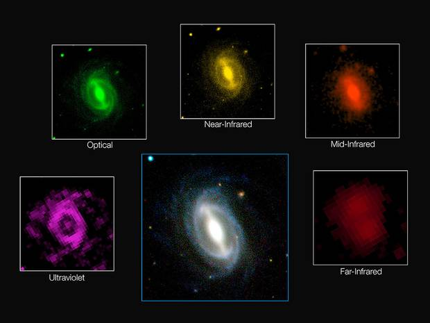 Falling Energy Levels In Galaxies Mean Universe Slowly Dying, Say Astronomers