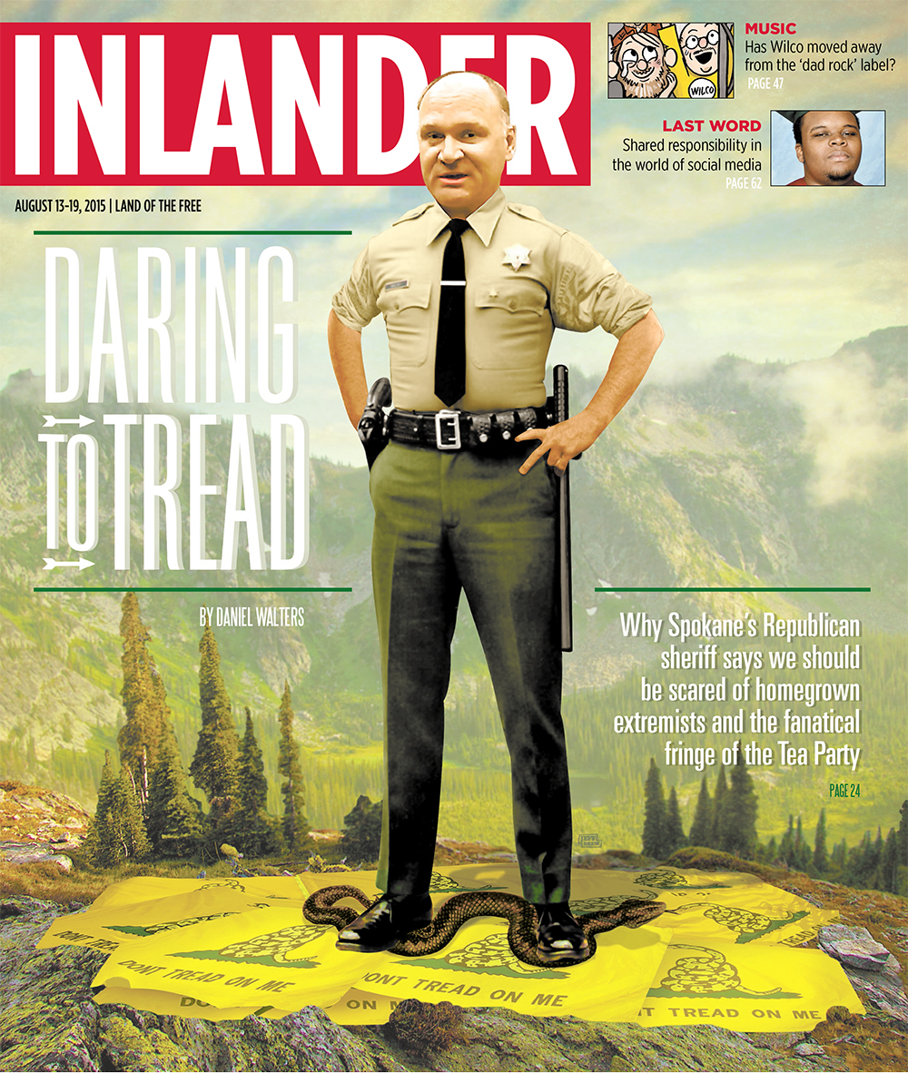 Sheriff Compares Constitutionalists to ISIS