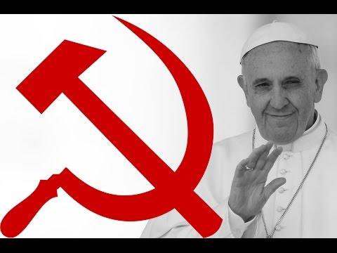 Vatican Insider Reveals Pope is A Communist