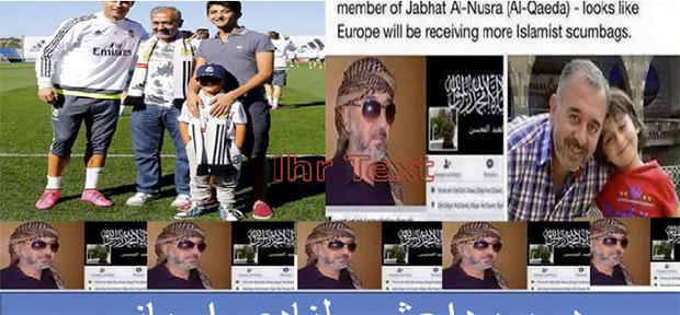 'Refugee' Tripped by Journalist is Member of Al-Nusra Terror Group, Kurds Claim