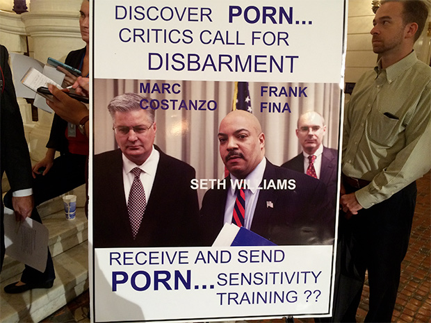Pedophile-enabling Prosecutors and Officials Try to Run PA Attorney General Out of Office