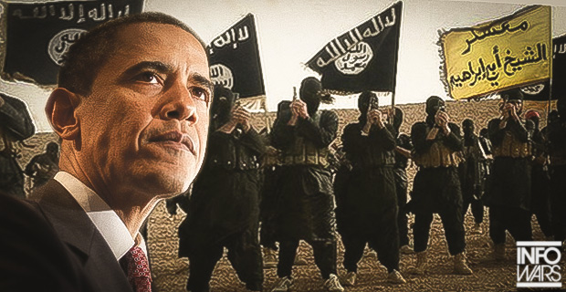 Obama Arms ISIS-Linked Militants, Pushes Gun Control On Very Same Day
