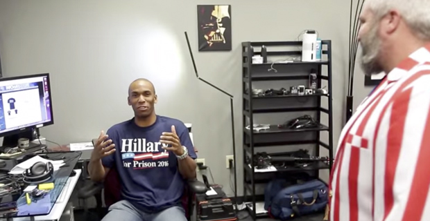 Why You Need a Hillary for Prison T-Shirt