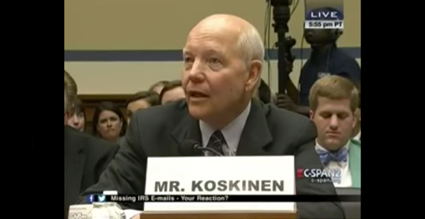 House GOP Begins Impeachment Against IRS Chief