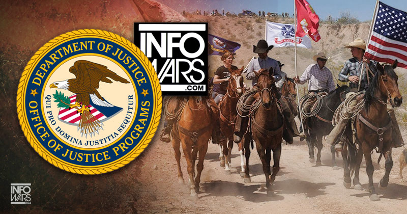 """Backing Infowars May Soon Be Considered """"Material Support"""" of Terrorism"""