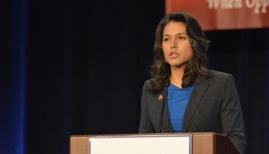 Tulsi Gabbard Suspends Campaign, Endorses Joe Biden