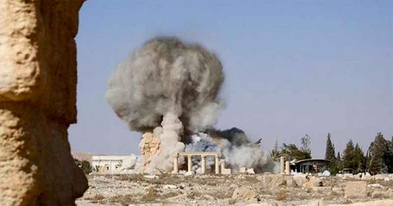 Syrian Army Retakes Palmyra from ISIS