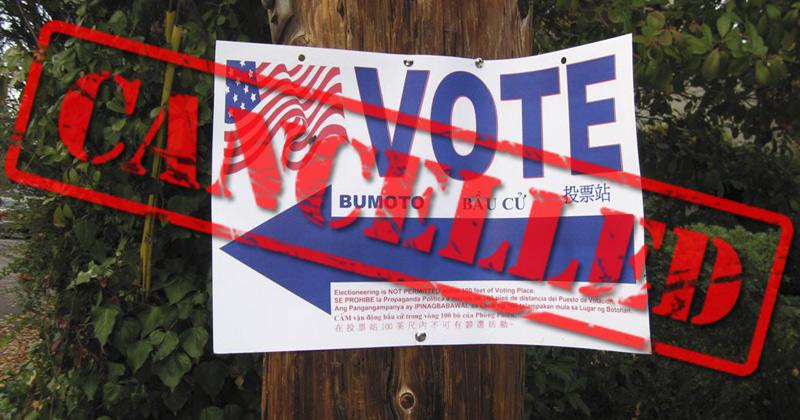 GOP Insiders Invoke Jim Crow-Style Discrimination to Stop Trump Voters