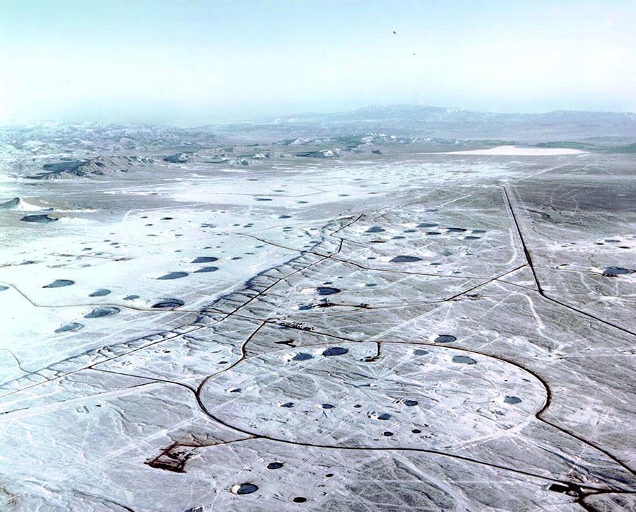 Armageddon Drones: Radiation-detecting UAVs to Trial at Notorious Nevada Nuke Desert