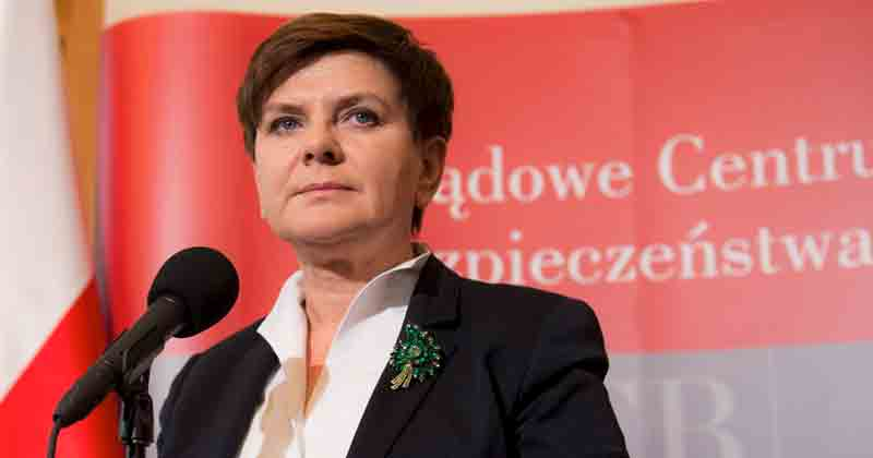 Poland PM says will never bow to EU 'ultimatum'