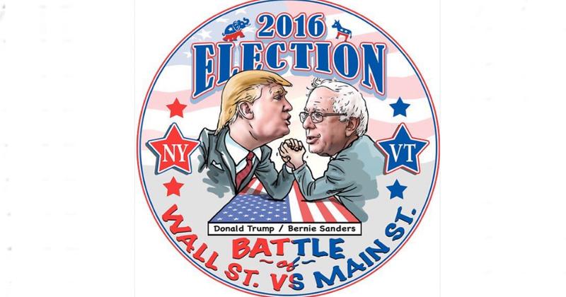 Update: Bernie Challenges Trump to Debate