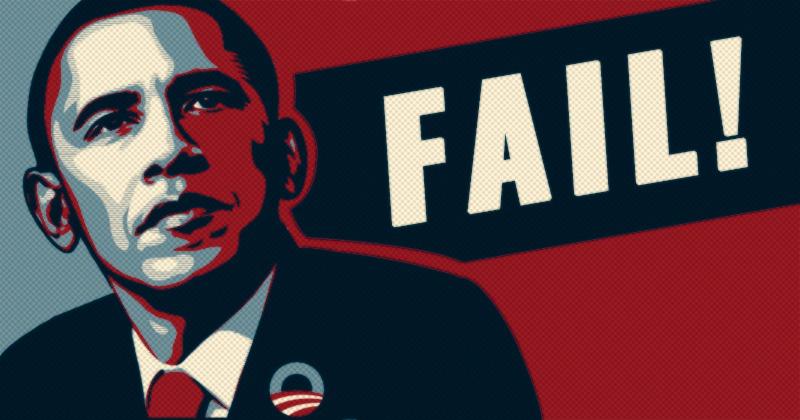 Obama 'Hope' Poster Artist Calls President a Failure