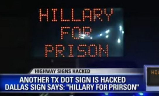 hillary-prison-road-sign