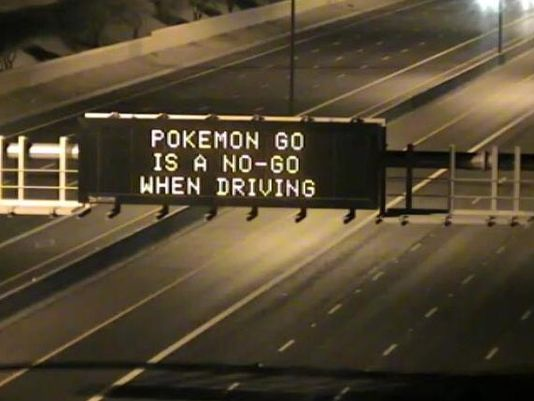 'Don't Pokémon and Drive,' Multiple Agencies Across Nation Warn