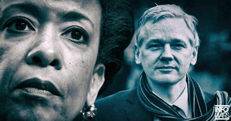 WikiLeaks to Lynch: 'Clinton Precedent' Requires DOJ Drop Case Against Us