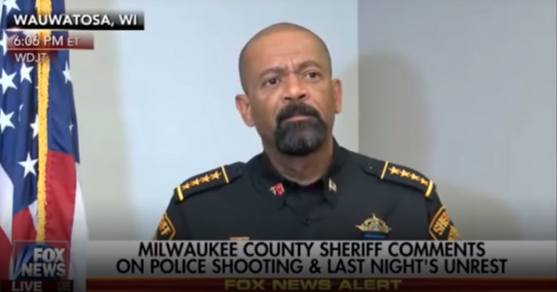 Sheriff David Clarke: 'Stop trying to fix the police, Fix the ghetto'