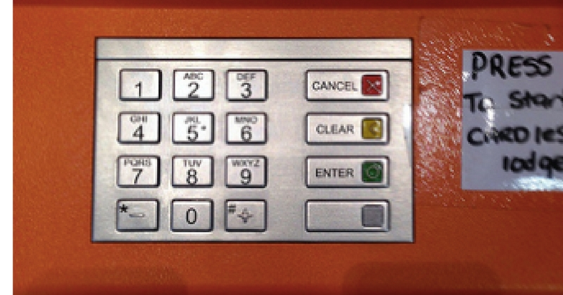 What's On Your ATM Keypad? Truth Is, It's Pretty Gross