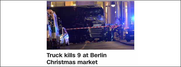 Fake News: New York Times Claims Self-Driving Truck Kills 9 in Berlin