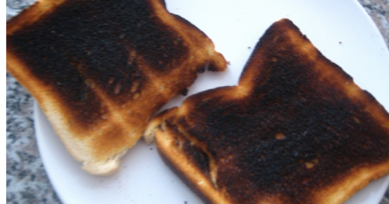 New Warning: Burned Toast and Potatoes Up Cancer Risk