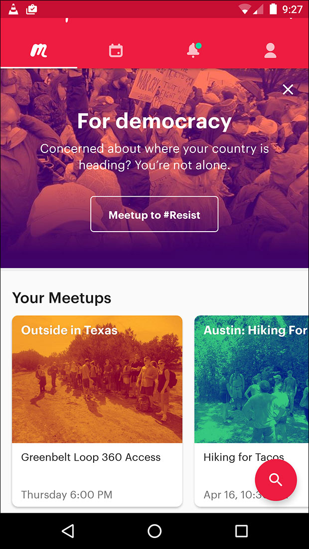 Meetup.com Fueling Anti-Trump, Soros-Funded Protests