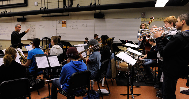 High School Band Refuses to Buy Music from 'White Composers'