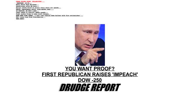 Soros Could Crash US Dollar by Pushing Trump Impeachment