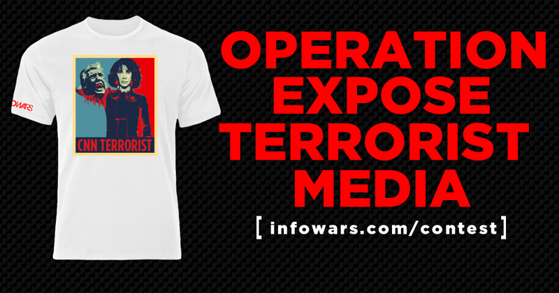 200K Cash Prizes! Infowars Launches Operation: Expose Terrorist Media/Kathy Griffin