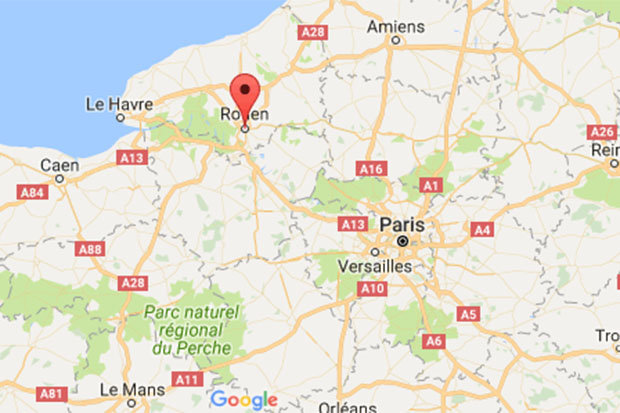 French City on Lockdown as Armed Cops Open Fire on Knifeman