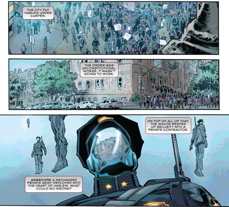 Marvel Cancels Ta-Nehisi Coates' Black Lives Matter Comic Due to Poor Sales