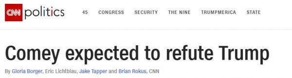 Looks Like CNN's Anonymous Sources Got This One Wrong