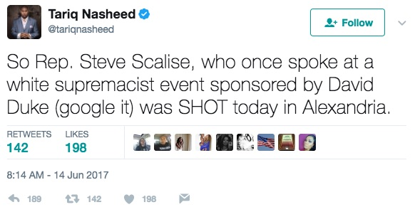 Leftists Blame Guns While Celebrating GOP Shooting