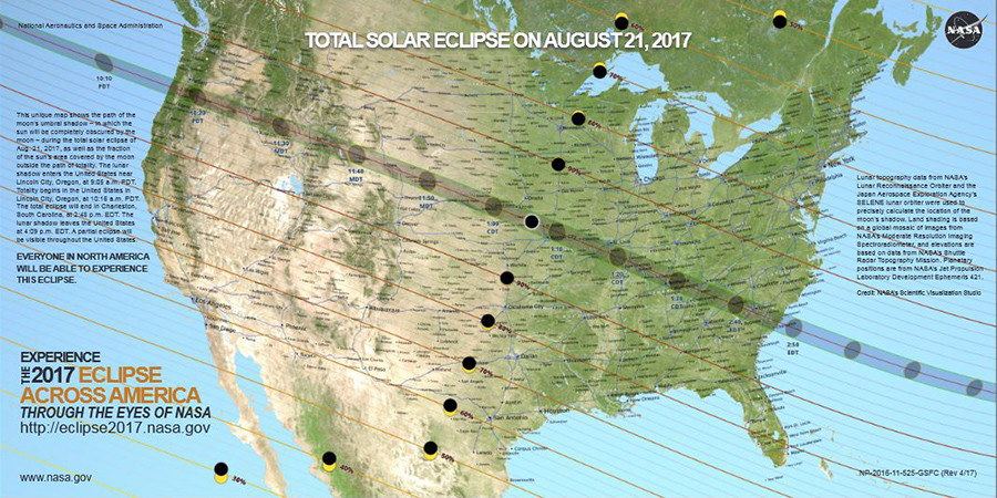'Jaw-dropping': Rare total solar eclipse will 'bring people to tears'