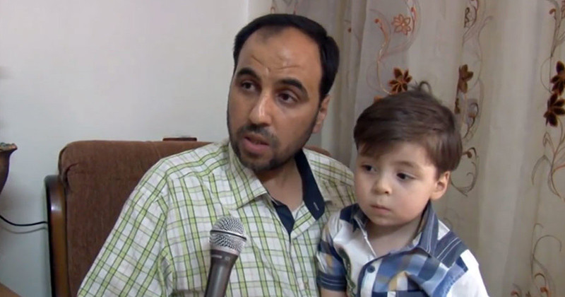 Father of 'Aleppo boy': Corporate Media Used My Son as a Political Tool, Lied about Attack