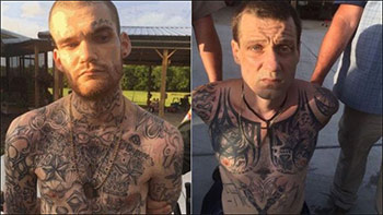 Badass Homeowner Holds Two Escaped Prisoners at Gunpoint