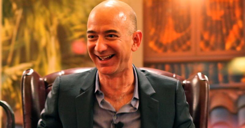 "Jeff Bezos Launches $10 Billion ""Bezos Earth Fund"" To Fight Climate Change"