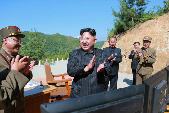 Photos: North Korea Tests ICBM Capable of Striking Alaska