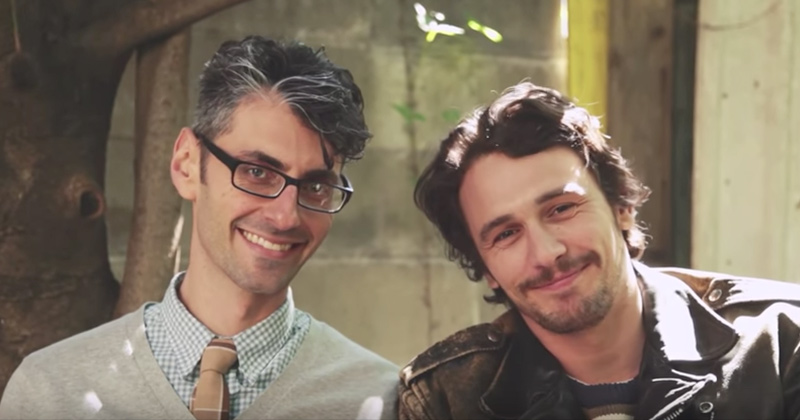 James Franco Dumbfounded by Professor's Odd Defense of Early Abortion