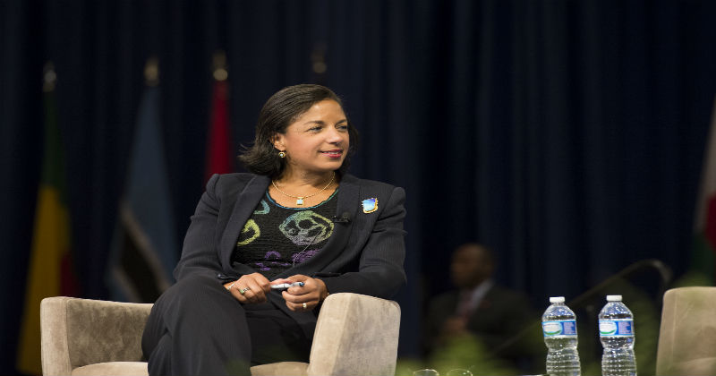 McMaster Allowing Susan Rice to Keep Security Clearance
