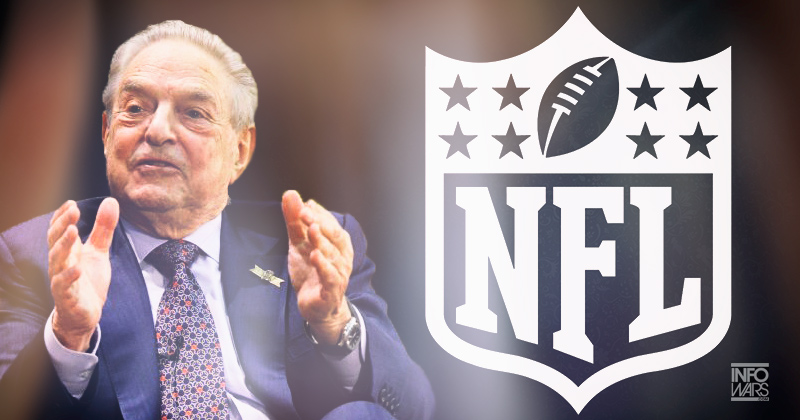 NFL Players' Union Teamed up With Soros to Fund Leftist Advocacy Groups